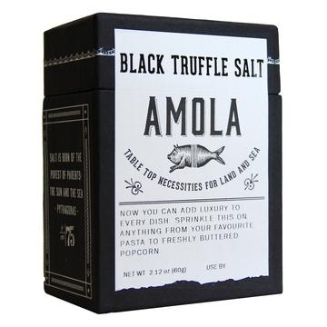 BLACK TRUFFLE SALT 60g