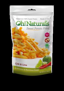 Chilli & Lime Sweet Potato Fries (3 Bags)