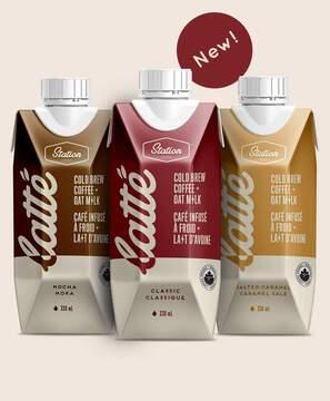 Oat M*lK Latte Variety 18 Pack