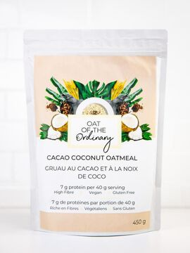 *NEW Chocolate Oats with Coconut (Large Multi-Serve Pouch)
