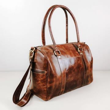 The Mini Duffel Bag