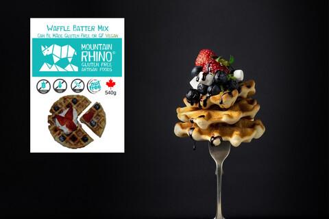 Waffle/Pancake Pre-mix