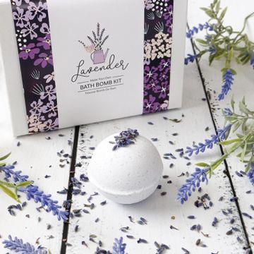 Bath Bomb Kit -Lavender